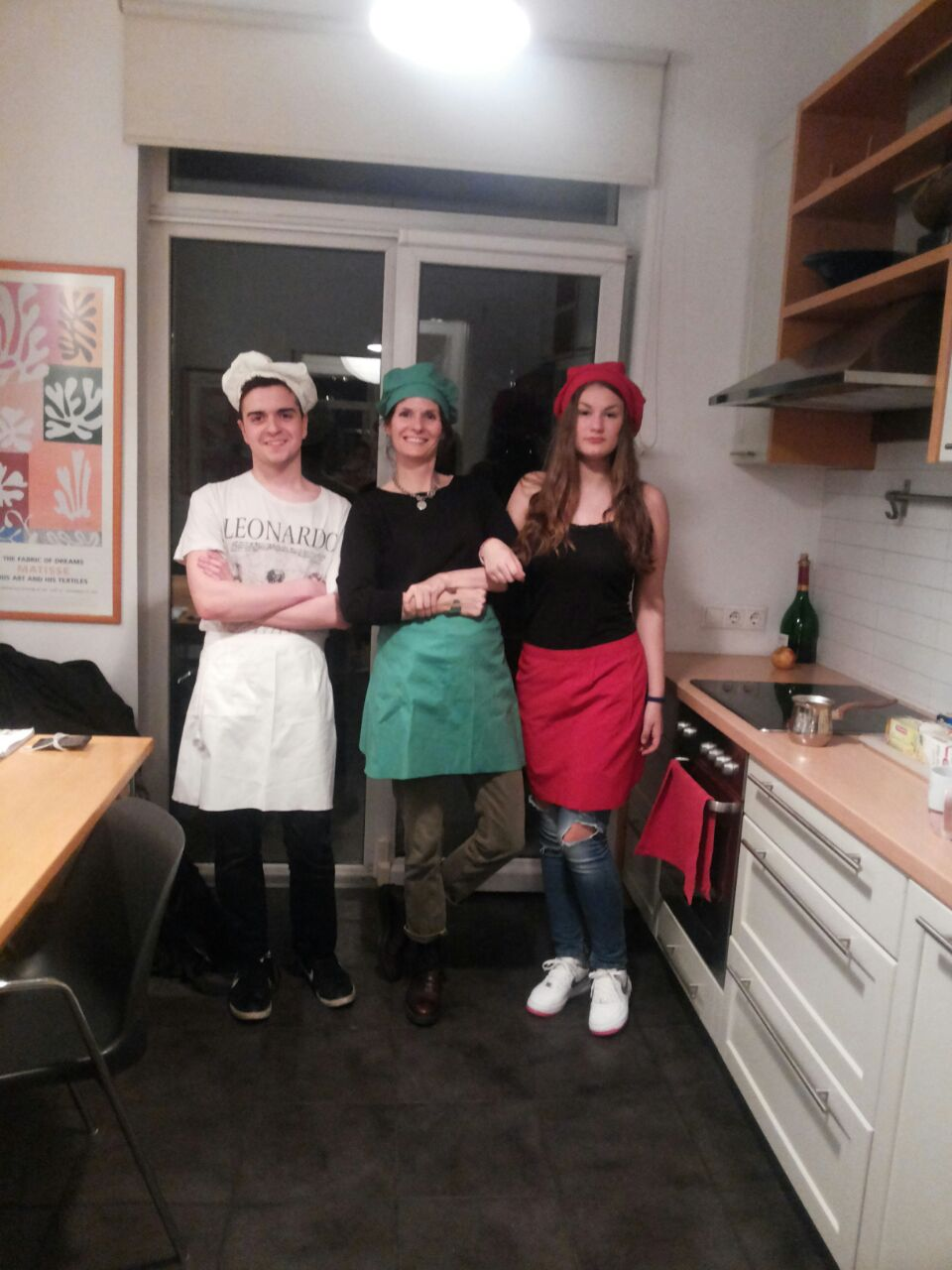 kuvanje