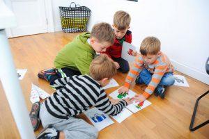deca na kursu stranih jezika